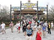 Thua Thien-Hue recibe 1,07 millones de turistas extranjeros