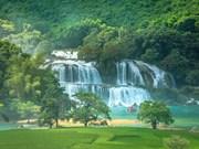 Celebran en provincia norvietnamita festival de turismo de Ban Gioc