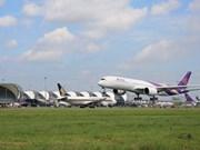 ICAO elimina advertencias de seguridad aérea contra aerolíneas tailandesas