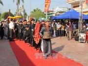 Reconocen fiesta del templo Dong Bang como patrimonio cultural intangible de Vietnam