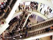 Tailandia: aumenta la confianza de consumidores por segundo mes consecutivo