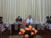 Localidad de Vietnam y unidad militar Camboya cooperan en materia de defensa y economía
