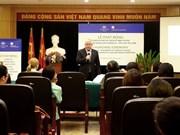 Lanzan concurso de diseño de logo por el 45 aniversario de nexos Vietnam- Australia