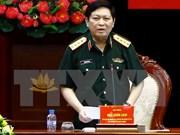 Ministro vietnamita de Defensa visita Indonesia