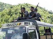 Myanmar fortalece la seguridad en zonas fronterizas ante amenaza terrorista