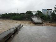 Inundaciones causan pérdidas humanas en Vietnam