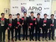 Vietnam acogerá la XIX Olimpiada de Física de Asia