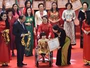 Vietnam honrará a mujeres destacadas