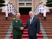 Vietnam y Rusia intensifican la cooperación en la técnica militar