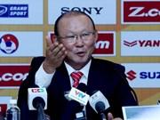 Park Hang Seo, nuevo entrenador de la selección vietnamita de fútbol