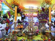 Religión de Cao Dai celebra aniversario 91 de su fundación