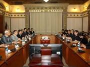 Ciudad Ho Chi Minh y urbe japonesa de Kawaguchi fortalecen nexos de cooperación