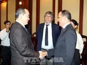 Ciudad Ho Chi Minh y Francia promueven cooperación en transporte