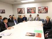 ONU comprometida a ayudar a Vietnam en misiones de paz