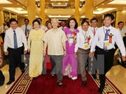 Exaltan contribuciones de agricultores vietnamitas a la renovación nacional