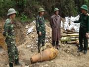 Vietnam y Estados Unidos analizan trabajo de superación de secuelas de guerra