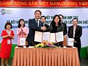 Vietcombank logra acuerdo con Federación de Manufactura de Singapur