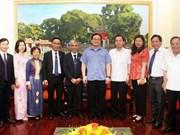 Frente de Patria de Vietnam felicita aniversario 200 de comunidad baha'i