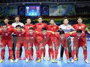 Vietnam ocupa tercer lugar en Copa Internacional de Futsal de China