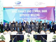 Resaltan amplia agenda de Reunión de Viceministros de Finanzas del APEC