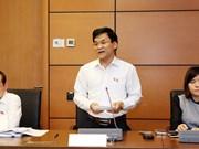 Parlamento vietnamita concluye segunada jornada de trabajo de cuarto período