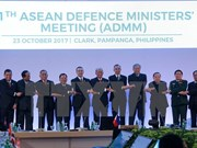Ministros de defensa de ASEAN instan a Corea del Norte a reanudar diálogo
