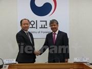 Sesiona en Seúl comité intergubernamental Vietnam-Sudcorea