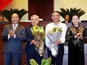Parlamento vietnamita releva ministro de Transporte e inspector general del gobierno