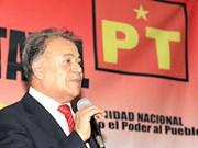 Máximo dirigente partidista de Vietnam felicita a secretario general de PT por su reelección