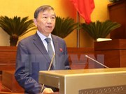 Parlamento vietnamita analiza borradores de leyes de secretos estatales y seguridad cibernética