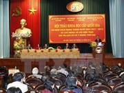 Resaltan valores de Revolución de Octubre para construcción socialista en Vietnam