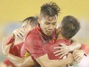 Vietnam en el Grupo D del Campeonato Sub23 de la AFC