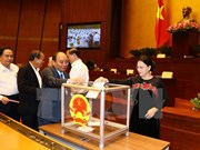 Parlamento de Vietnam se encamina a aprobar designación de miembros del gabinete