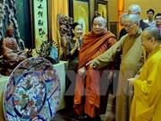Inauguran exposición sobre cultura budista en Ciudad Ho Chi Minh