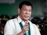 Presidente filipino inicia visita a Japón