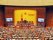 Parlamento vietnamita analiza reforma de aparato estatal