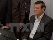 Tribunal camboyano mantiene orden de arresto contra líder de partido opositor