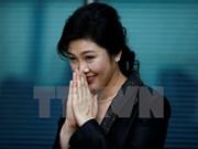 Tailandia revoca pasaportes de Yingluck Shinawatra