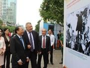 Exposición fotográfica destaca amistad Vietnam-Rusia