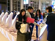 Singapur inaugura nueva terminal de alta tecnología