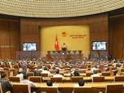 Parlamento vietnamita continúa debates sobre asuntos socioeconómicos