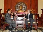 Ciudad Ho Chi Minh y Saitama (Japón) impulsan cooperación en recursos humanos
