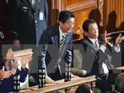 Dirigentes vietnamitas felicitan a líderes japoneses por sus reelecciones