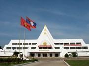 Inician en Vientiane construcción de edificio de Asamblea Nacional de Laos