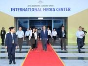 Publican agenda de Semana de Cumbre de APEC 2017