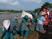 Premier vietnamita exige respuesta urgente a depresión tropical e inundaciones