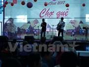 Estudiantes vietnamitas en Australia promueven cultura tradicional a amigos internacionales