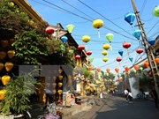 Quang Nam celebrará evento cultural en saludo a APEC 2017 y aniversario 45 de lazos Vietnam- Japón