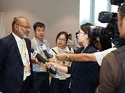 APEC 2017: Delegados internacionales destacan labor organizativa de Vietnam