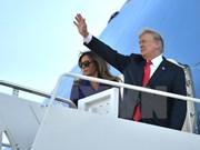 Presidente de Estados Unidos, Donald Trump, visitará Vietnam